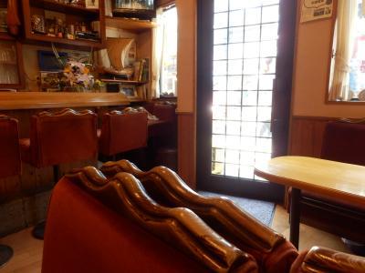 鎌倉「食事喫茶ほいほいと鎌倉文学館」1