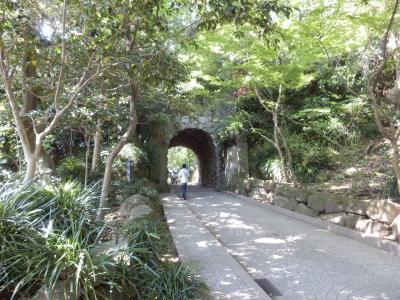 鎌倉「食事喫茶ほいほいと鎌倉文学館」7