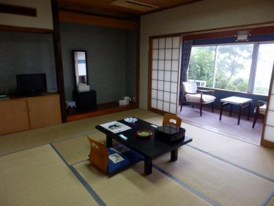 伊豆大島・三原山温泉「大島温泉ホテル」1