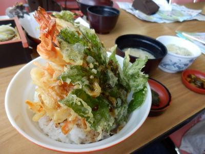 伊豆大島・三原山「名代 歌乃茶屋」7