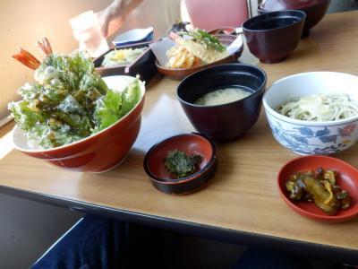 伊豆大島・三原山「名代 歌乃茶屋」8