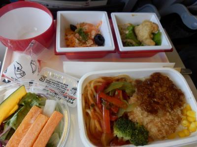 JAL「成田→クアラルンプール」5