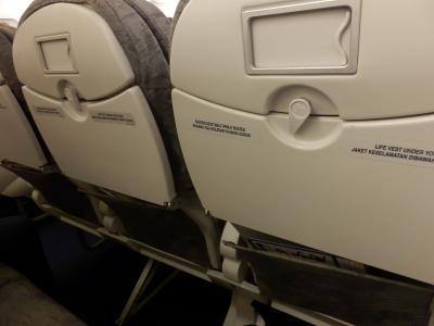 ロイヤルブルネイ航空「クアラルンプール→ブルネイ」4