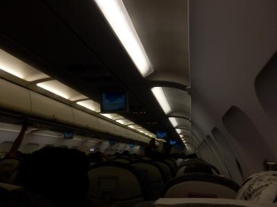 ロイヤルブルネイ航空「クアラルンプール→ブルネイ」5