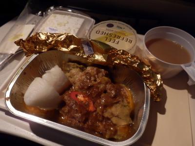 ロイヤルブルネイ航空「クアラルンプール→ブルネイ」6