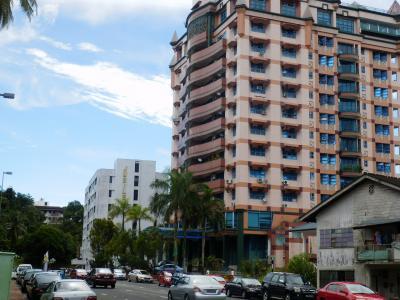 ブルネイ「Jubilee Hotel」12