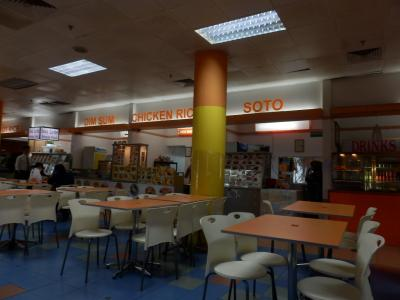 ブルネイでの食事8