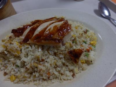 ブルネイでの食事10
