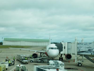 エア・アジア「ブルネイ→クアラルンプール」2