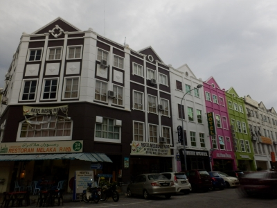 マレーシア・マラッカ「Dreamz Hotel」9