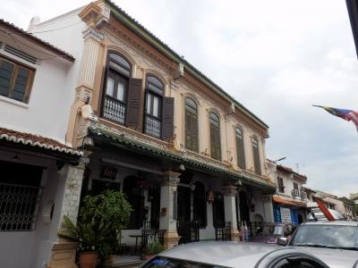 マレーシア・マラッカ「Cafe 1511」1