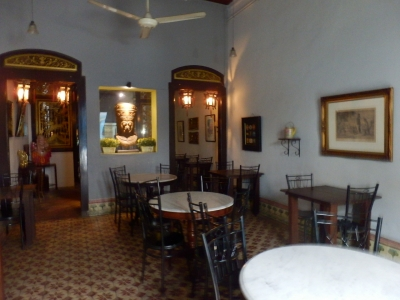 マレーシア・マラッカ「Cafe 1511」3