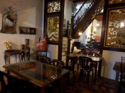 マレーシア・マラッカ「Cafe 1511」4