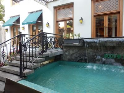 「Aziza Hotel Solo」4