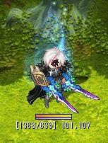 ルベ魔法双剣