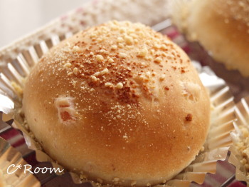 クリームチーズパン2