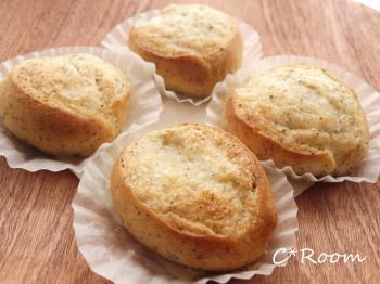 アーモンドシュガーパン(紅茶)1