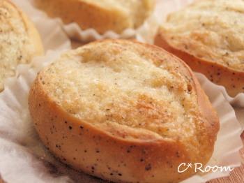 アーモンドシュガーパン(紅茶)3