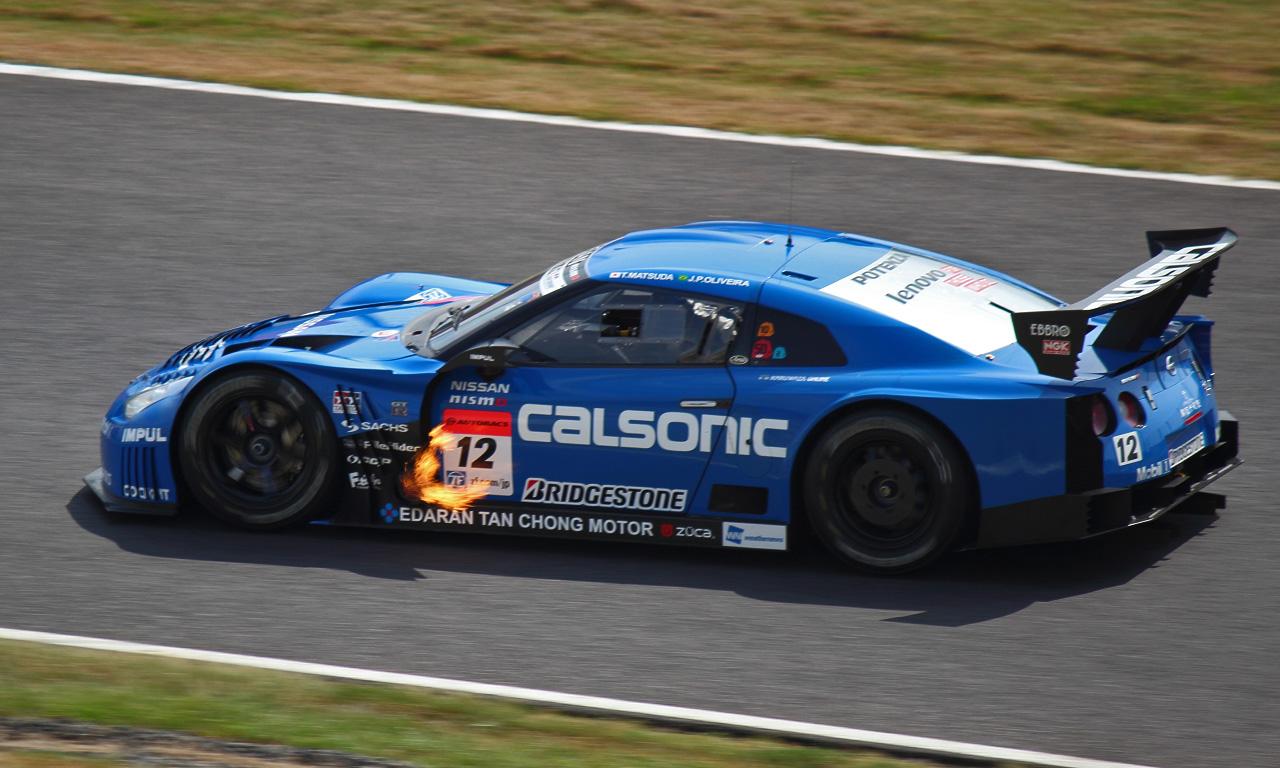 カルソニックIMPUL GT-R(2013817)
