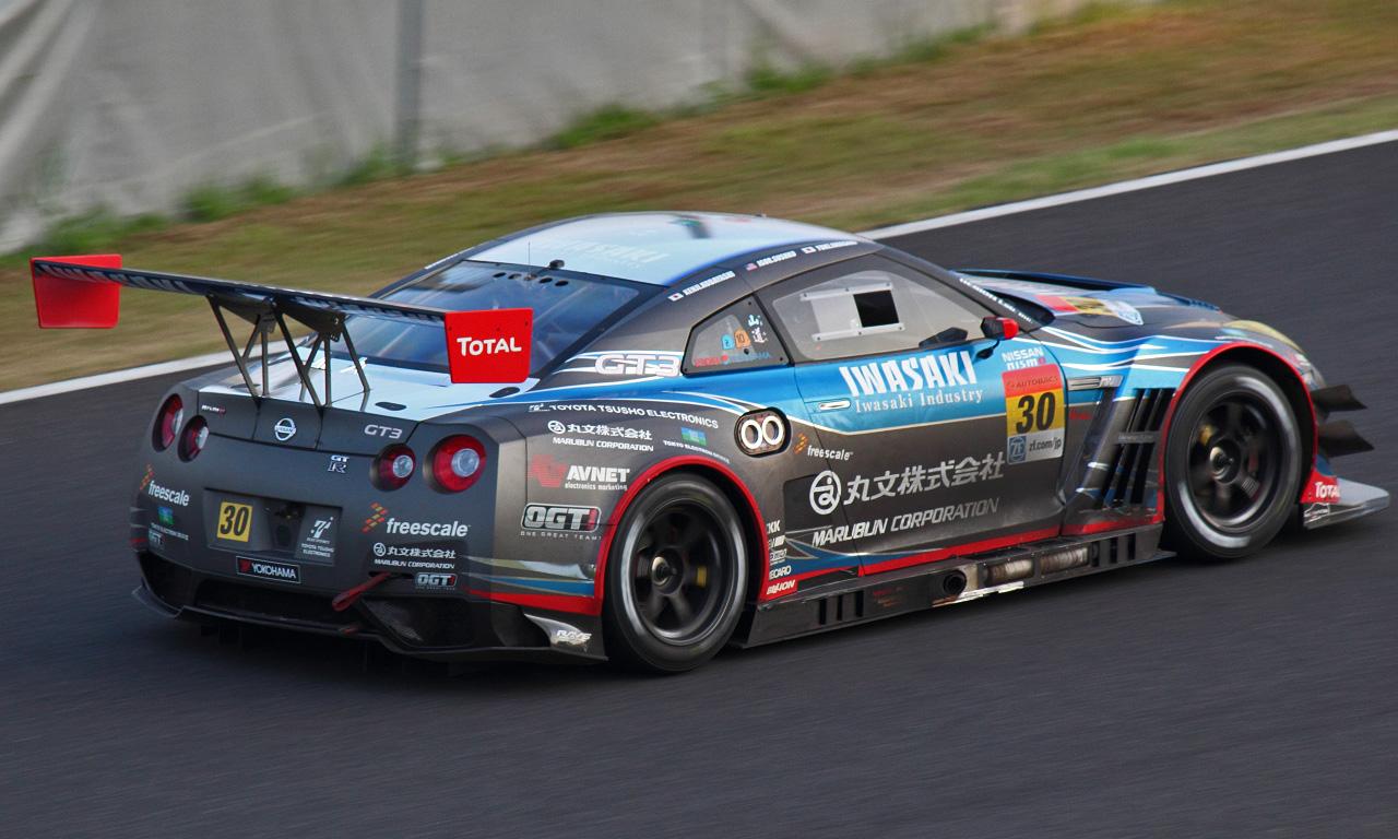 IWASAKI OGT Racing GT-R(20130822)