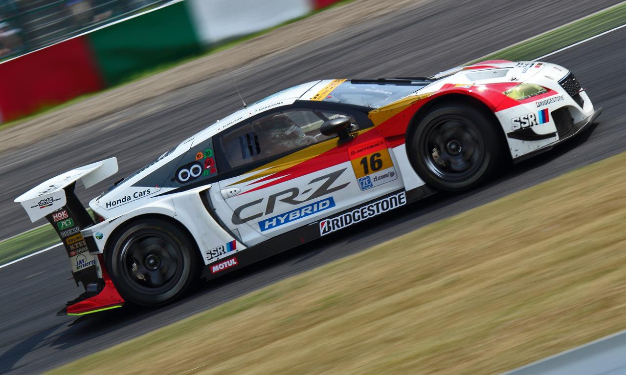 MUGEN CR-Z GT(20130822)