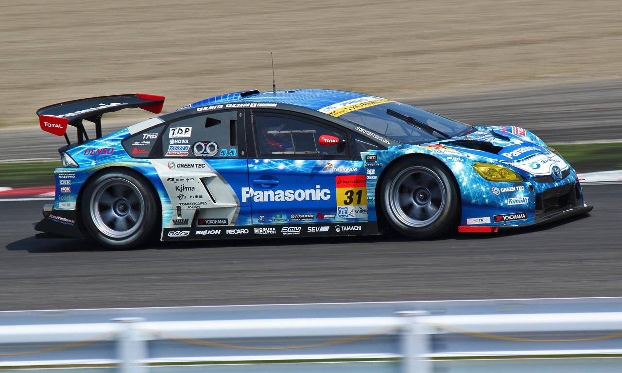 Panasonic apr PRIUS GT(20130822)