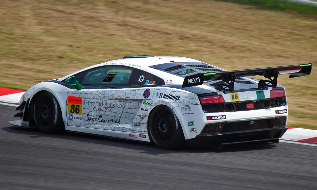クリスタルクロコ ランボルギーニ GT3(20130822)