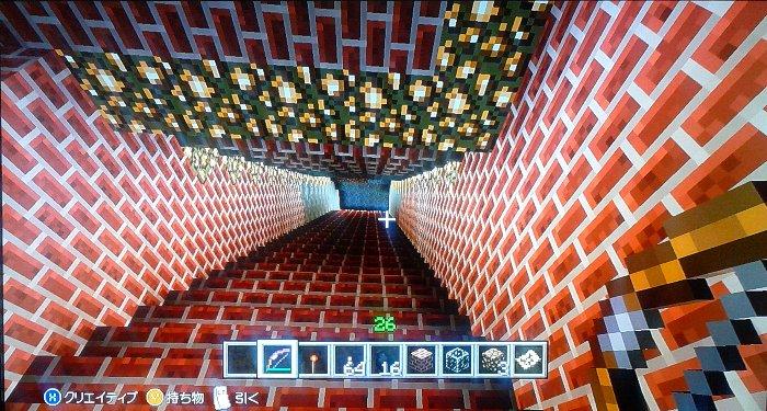 拠点地下へ通じるように階段を設置。
