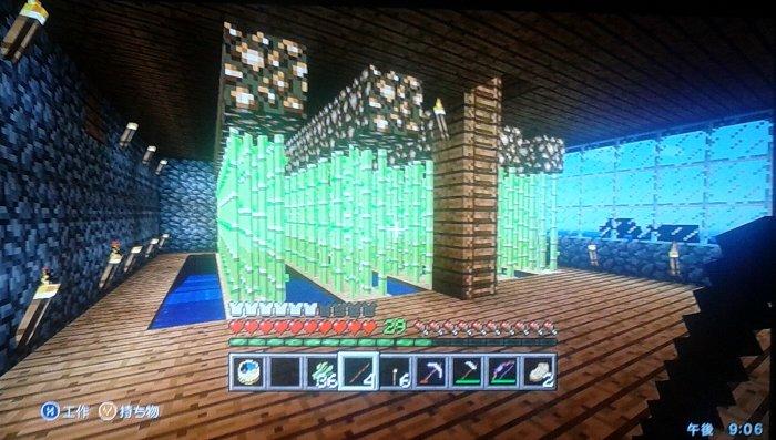 更に下にはサトウキビ畑も設置。
