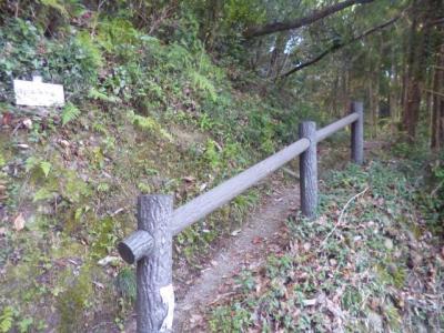 宿谷の滝から鎌北湖へ_201304