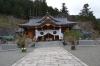 丹生川上神社上社社殿