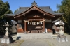 伊射奈美神社拝殿