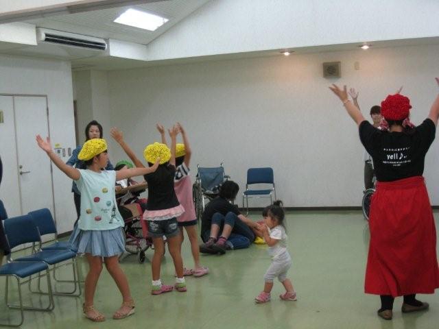 土曜ぱみゅぱみゅダンス4409