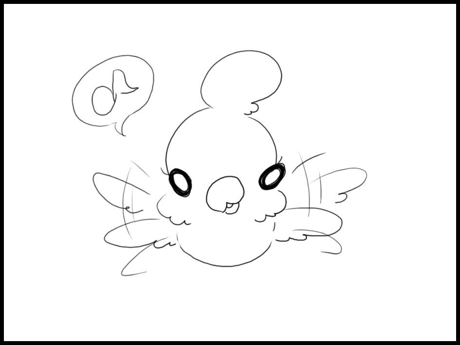 しろくろ漫画②