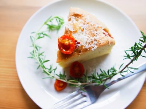 ドライトマトのケーキ サイズ変更