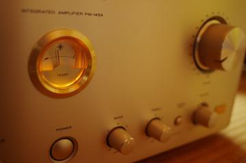 20130327プリメインアンプマランツPM-14SA