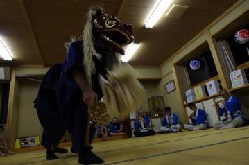 20130831夜宮獅子