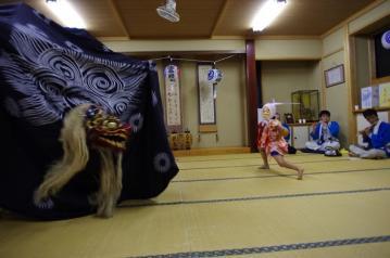 20130831夜宮獅子mobuひょっとこ