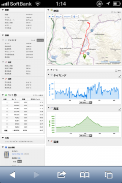 20130605CAAD10関田峠走行データ