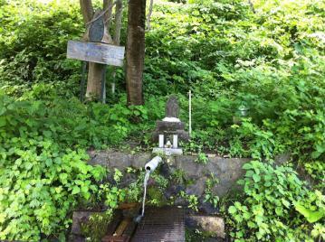 20130711CAAD10五高原試走2大田切の湧き水