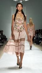 杏の乳首見せファッションショー画像