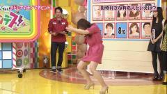 水卜麻美ダンスの腰つき画像