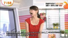 加藤綾子ダンベルエクササイズ画像3