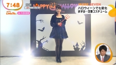 加藤綾子アナ小悪魔画像