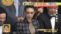 栗山千明の谷間・脇・ノーブラ画像5