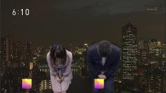 片山千恵子アナブラチラ谷間チラ画像