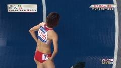 福島千里仁川アジア大会2014画像2