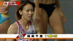 福島千里仁川アジア大会2014画像8