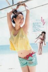 新井恵理那、水着(ビキニ)画像4