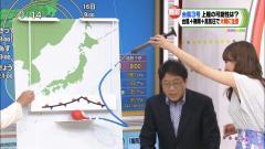 枡田絵理奈アナ脇の下画像